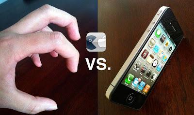 Grip Tape Iphone Case