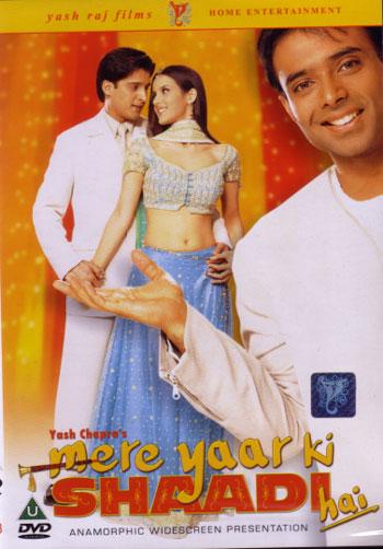 MERE YAAR KI SHAADI HAI   2002   - La Boda de mi mejor AmigoTulip Joshi Mere Yaar Ki Shaadi Hai
