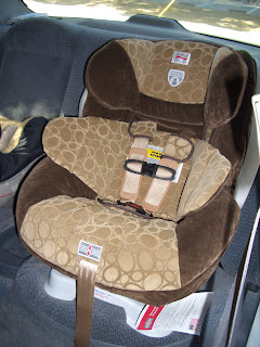 The Britax Advocate Cs Is Engineered For Safety And Comfort When Used