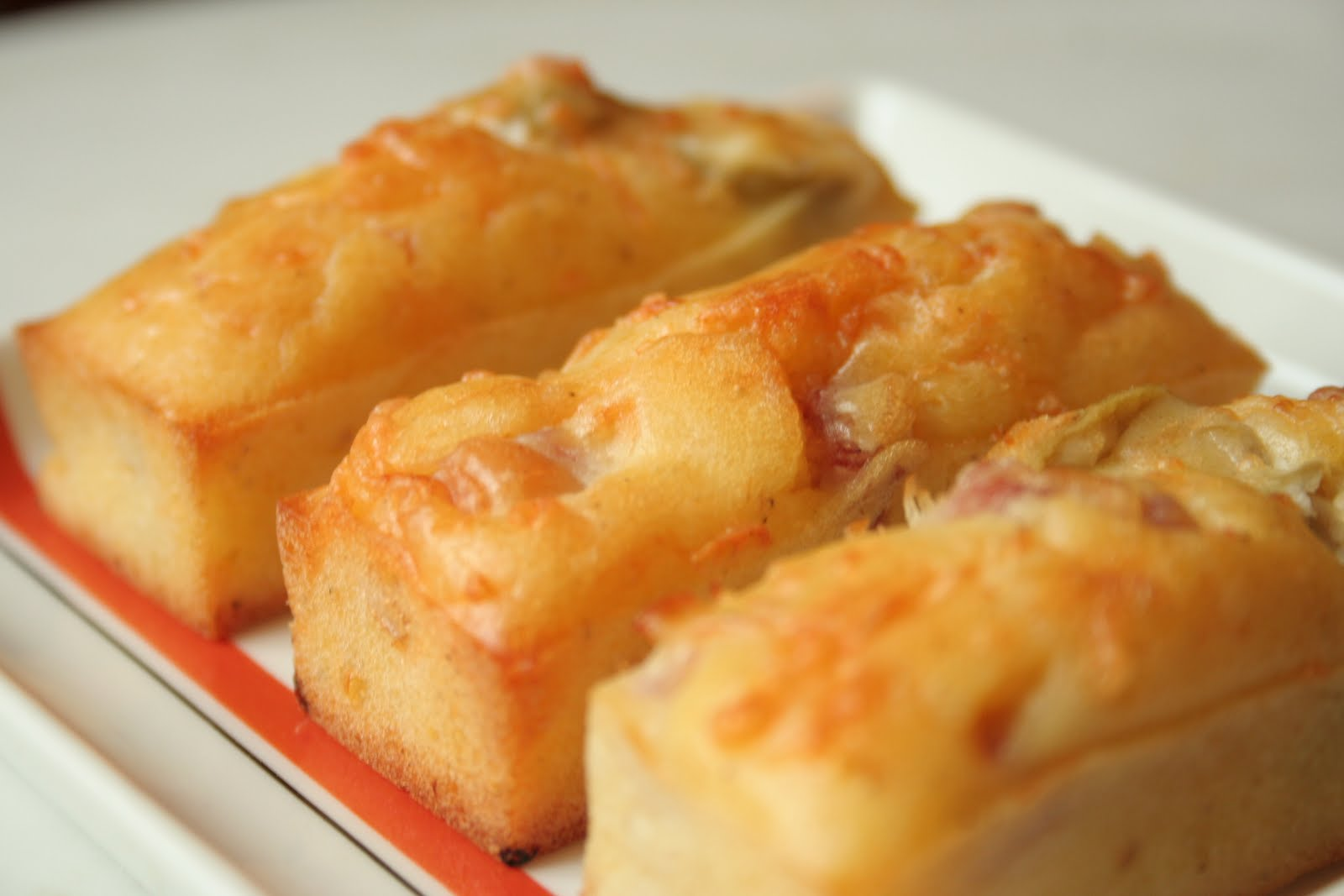 Cake Fromage Des Jambon