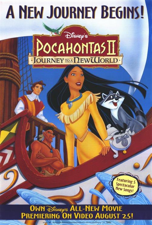 A review of the disney movie pocahontas