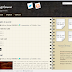 dNoteBook Blogger template