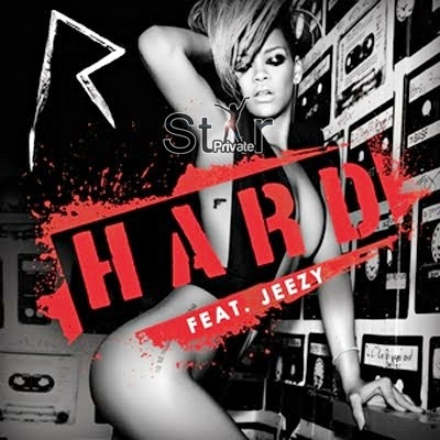 rihanna hard cover