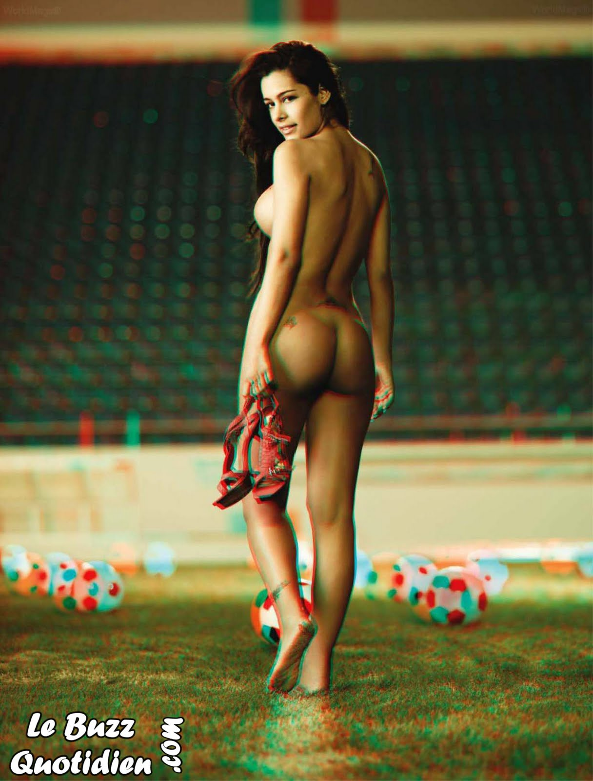 Larissa Riquelme : les photos nues & sexy - Musique Mag