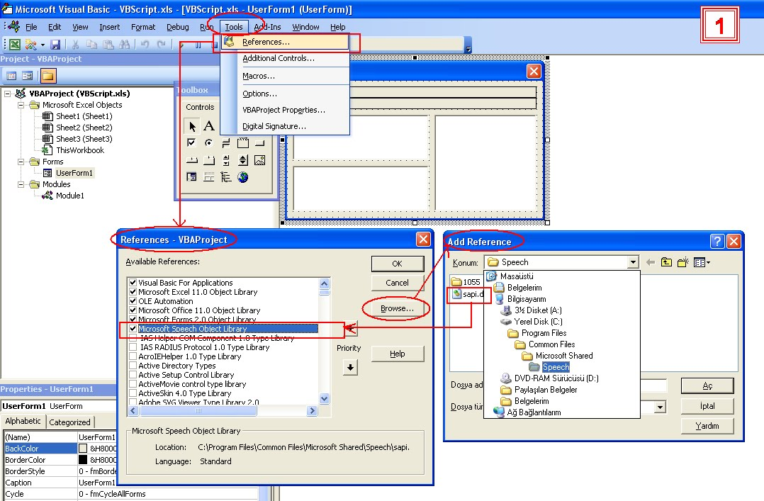 Microsoft Office Excel ® Kod Kılavuzu: Ocak 2011