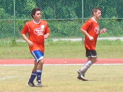 Angelo Villagomez and Steve McKagan