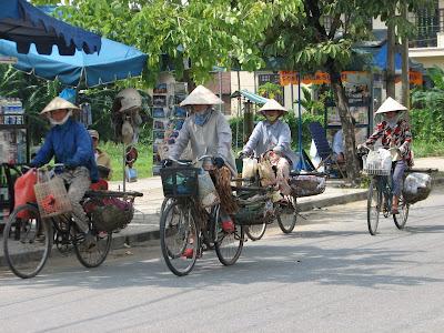 Vietnam Cone Hats