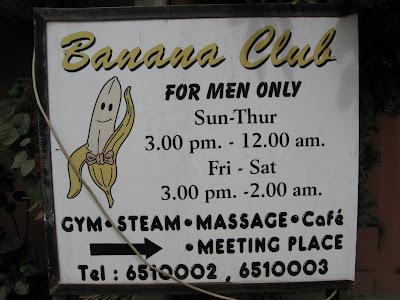Bangkok Banana Club