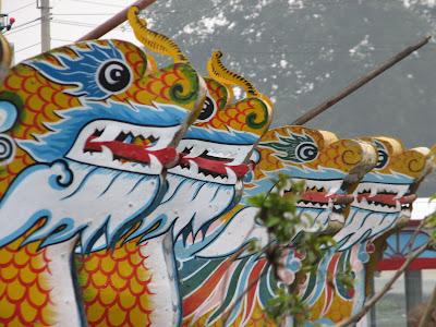 Hue Dragon Boats