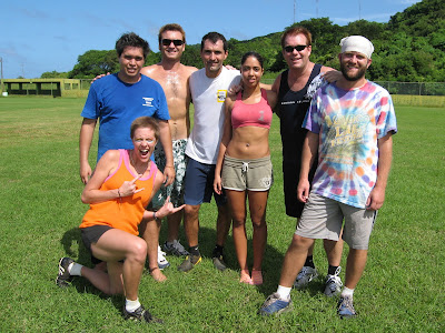 Saipan Ultimate Frisbee