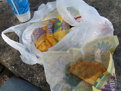 Hard Shell Tacos Saipan
