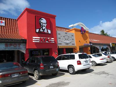 KFC Taco Bell Saipan