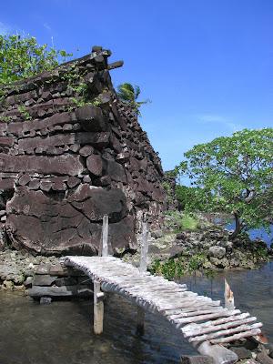 Nan Madol Pohnpei
