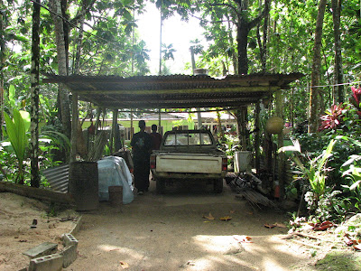 Nan Madol entrance