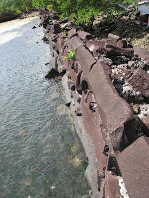 nan madol ancient ruins pohnpei