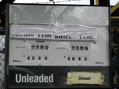 Pohnpei Gas Prices