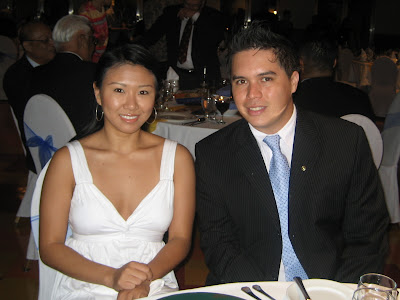 EJ Lee and Angelo Villagomez