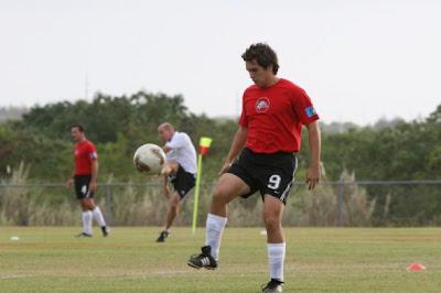 Angelo Villagomez CNMI National Soccer Player