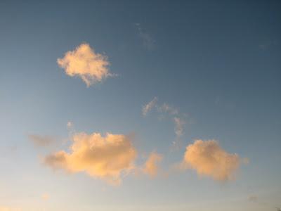 Saipan Clouds
