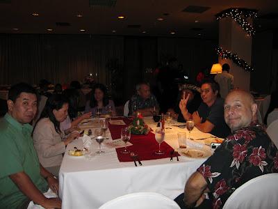 Saipan Christmas Party