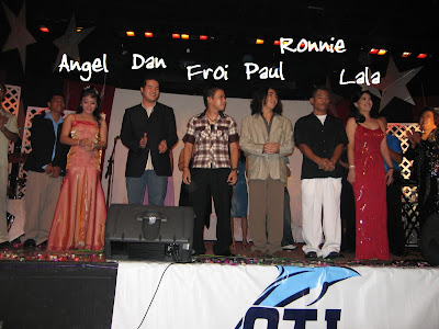 Saipan Singing Superstar Finalists