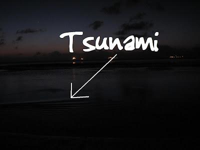 Saipan Tsunami