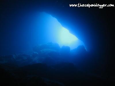Saipan Grotto Cave