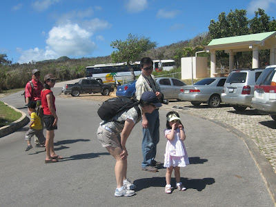 Chinese Tourists in Saipan