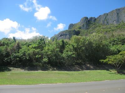Saipan Suicide Cliff