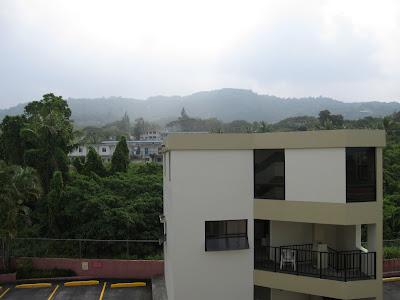 Saipan Volcano Haze