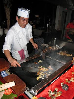 Mongolian Chef