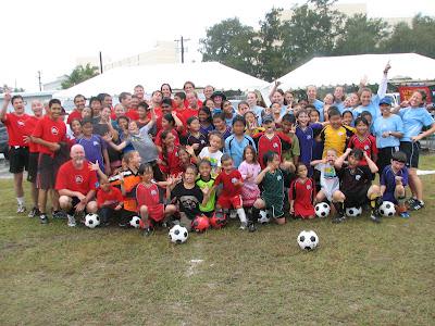 Saipan Soccer Clinic