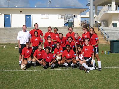 CNMI Women's Soccer
