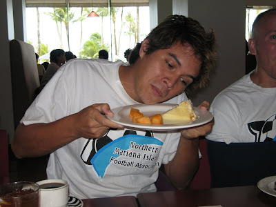 No Cheesecake