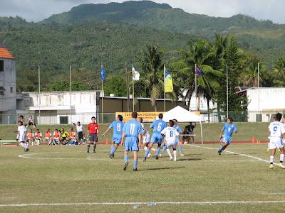 CNMI Footballers