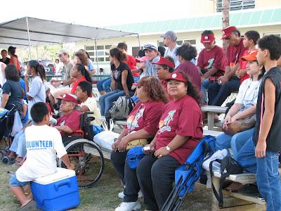 Saipan fans