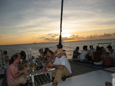 Saipan Sunset Cruise Dinner