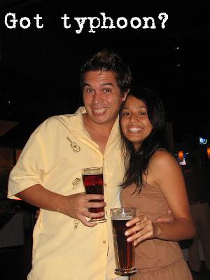 Patty Coleman and Angelo Villagomez