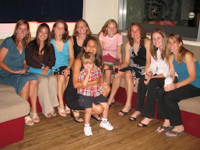 CNMI Women's Soccer Team