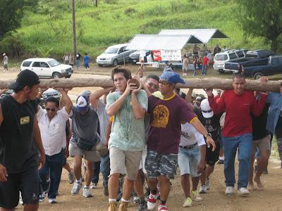 Mount Tapachou Good Friday