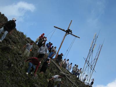 Mount Tapachou Cross