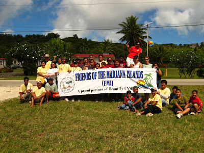 Friends of the Mariana Islands