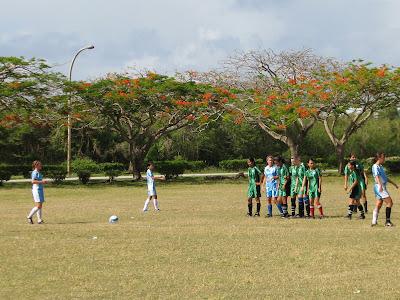 Saipan womens soccer