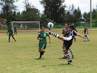 Soccer High Kick