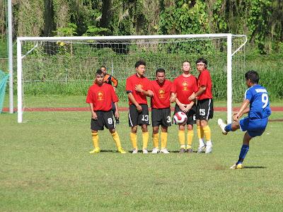 CNMI Football