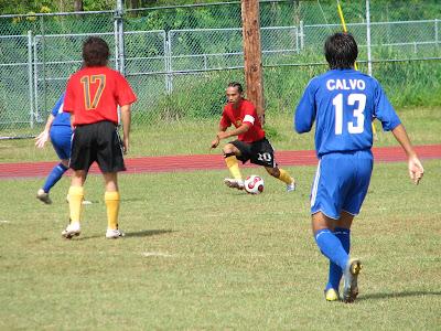 Guam Saipan CNMI Football