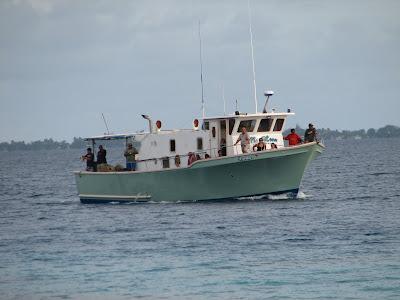 Majuro Boat