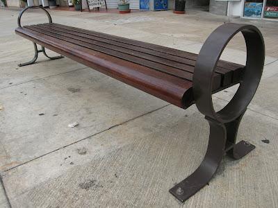 Garapan Bench