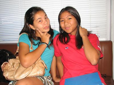 Mylene and Sami