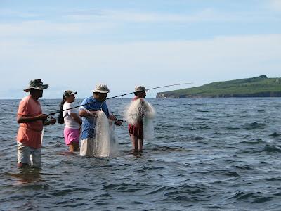 Laulau Bay Fishing